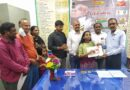 Paramita school student bags first prize in postal dept competitions in Telangana circle